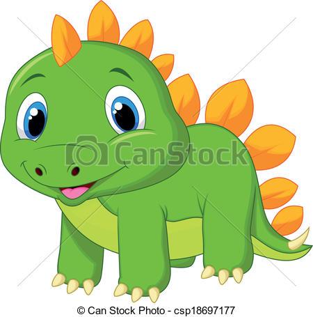 Stegosaurus clipart cute Clip  Graphics stegosaurus Cute