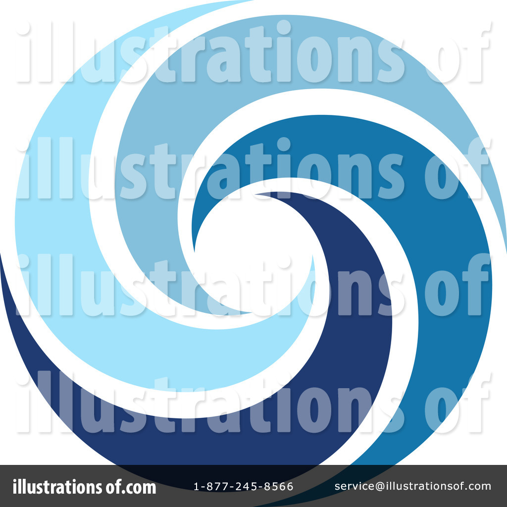 Spiral clipart blue Free Spiral Clipart (RF) by