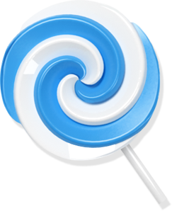Spiral clipart blue candy Lollypop Icon lollypop candy icon