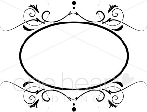 Spiral clipart border Borders Clipart Spiral Wedding Clipart