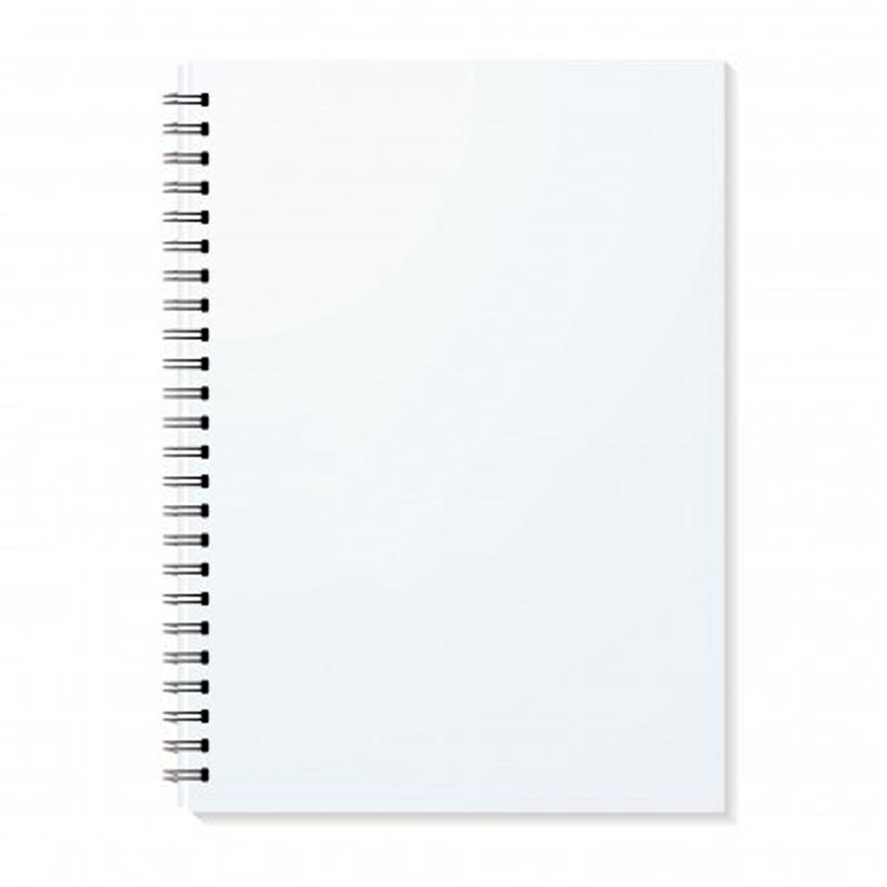Templates  clipart spiral notebook #2