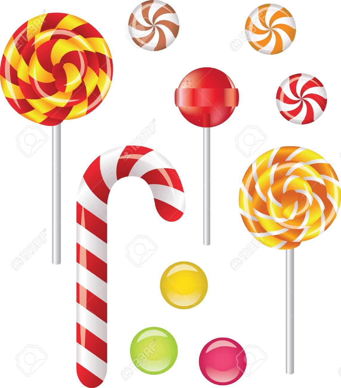 Spiral clipart christmas candy Candy con CANDY Pinterest Buscar