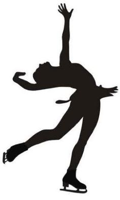 Spiral clipart figure skating May figure Figure Working Skater