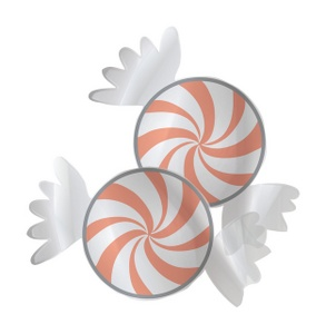 Spiral clipart mint Wrapped Clipart Zone Cliparts Mint