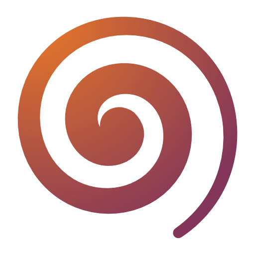 Spiral clipart pixel Draw spiral pixel Icon Actions