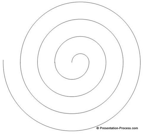 Spiral clipart powerpoint Art Free Library Clip Clipart