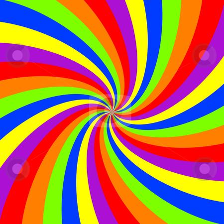 Pattern clipart rainbow Rainbow pattern swirl Rainbow vector