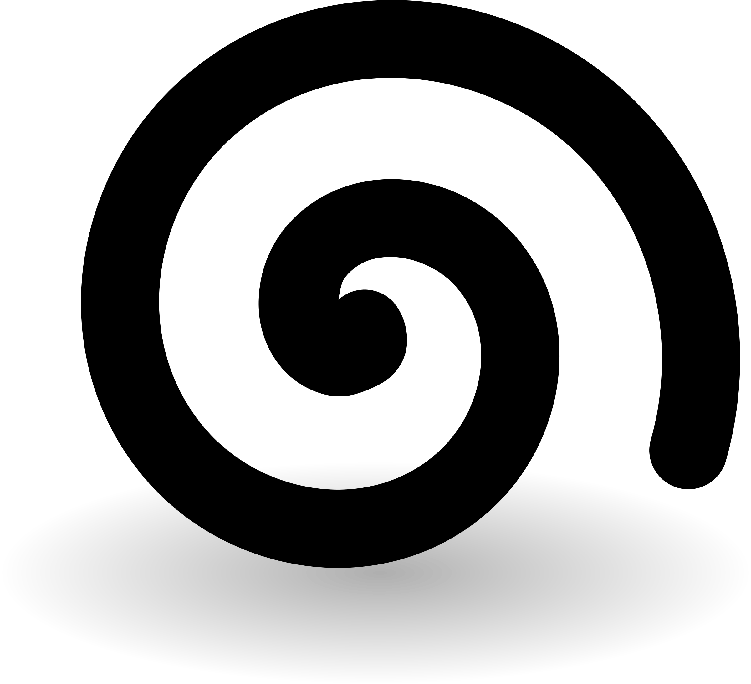 Spiral clipart simple Clipart Spiral Spiral