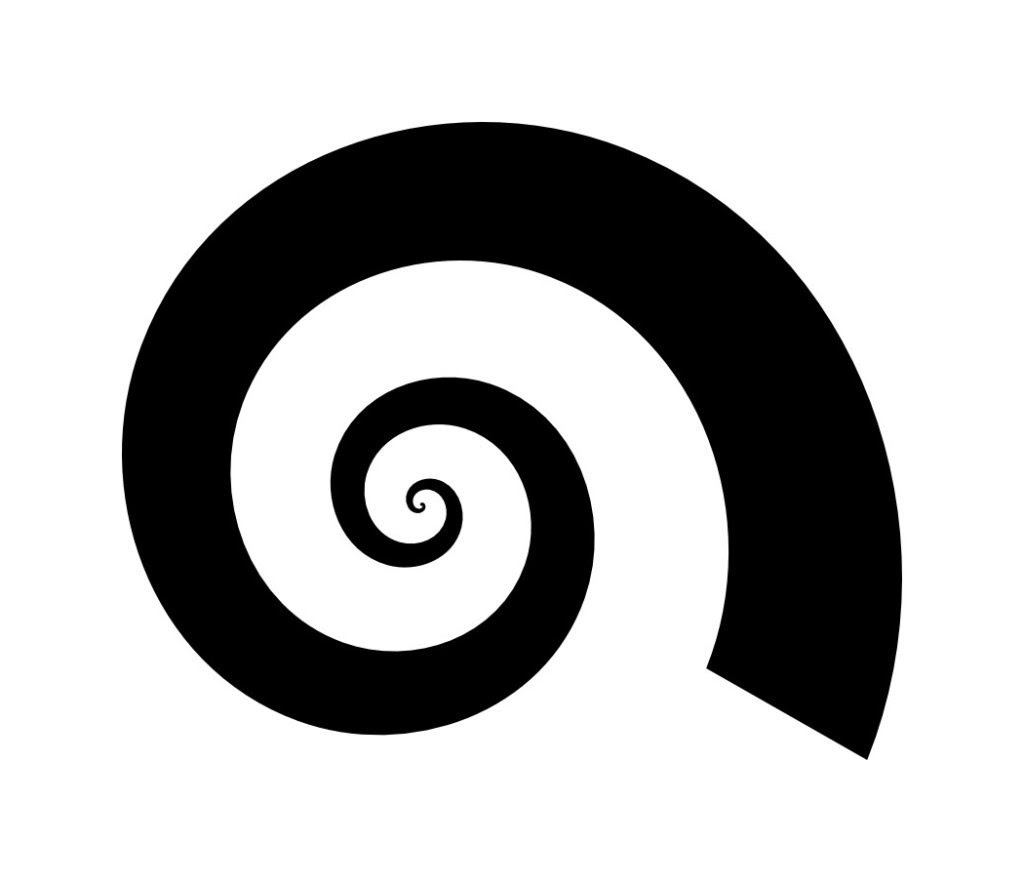 Spiral clipart simple To YouTube Inkscape a in