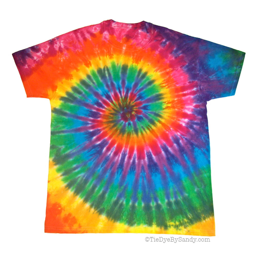 Spiral clipart tie dye Rainbow Like Shirt item? Dye