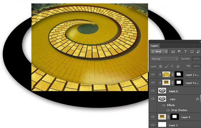 Spiral clipart yellow brick road To How brick create brickroadtry