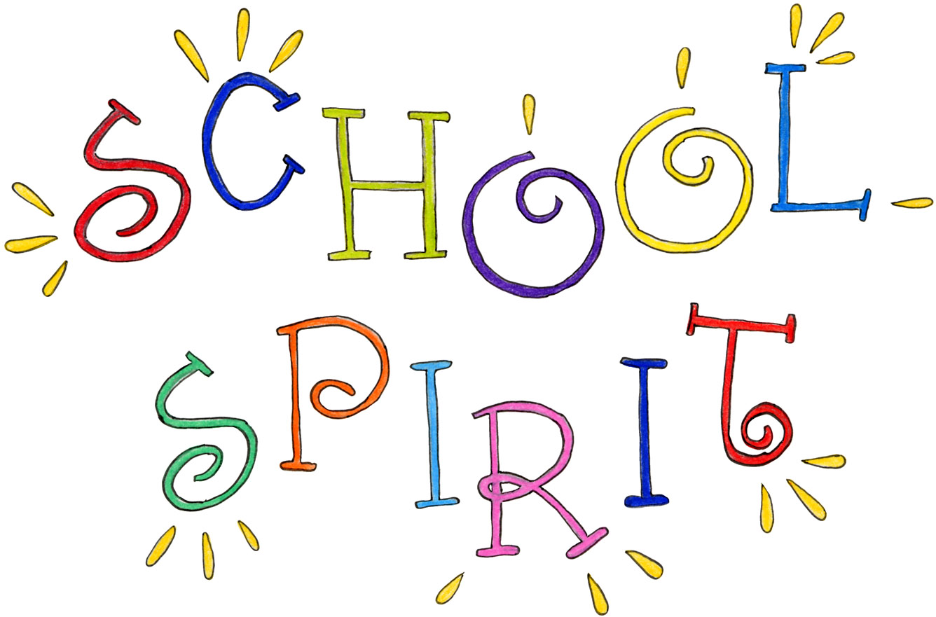 Speakers clipart school spirit Savoronmorehead Excelsior Week Spirit Clip