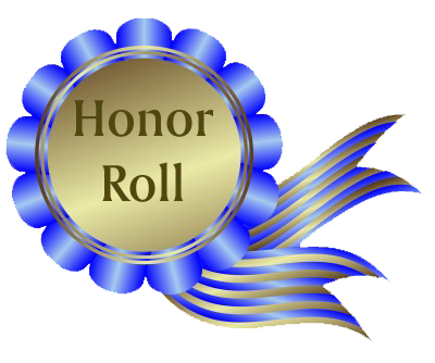 Ceremony clipart honor  Roll Honor Recognition