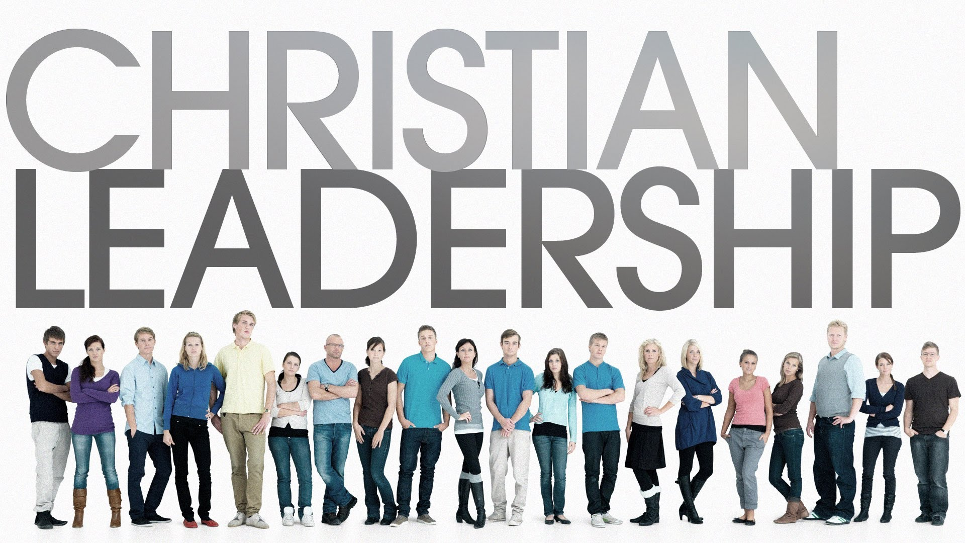 Crowd clipart leadership Clipart Chrisitian Leadership For Leadership