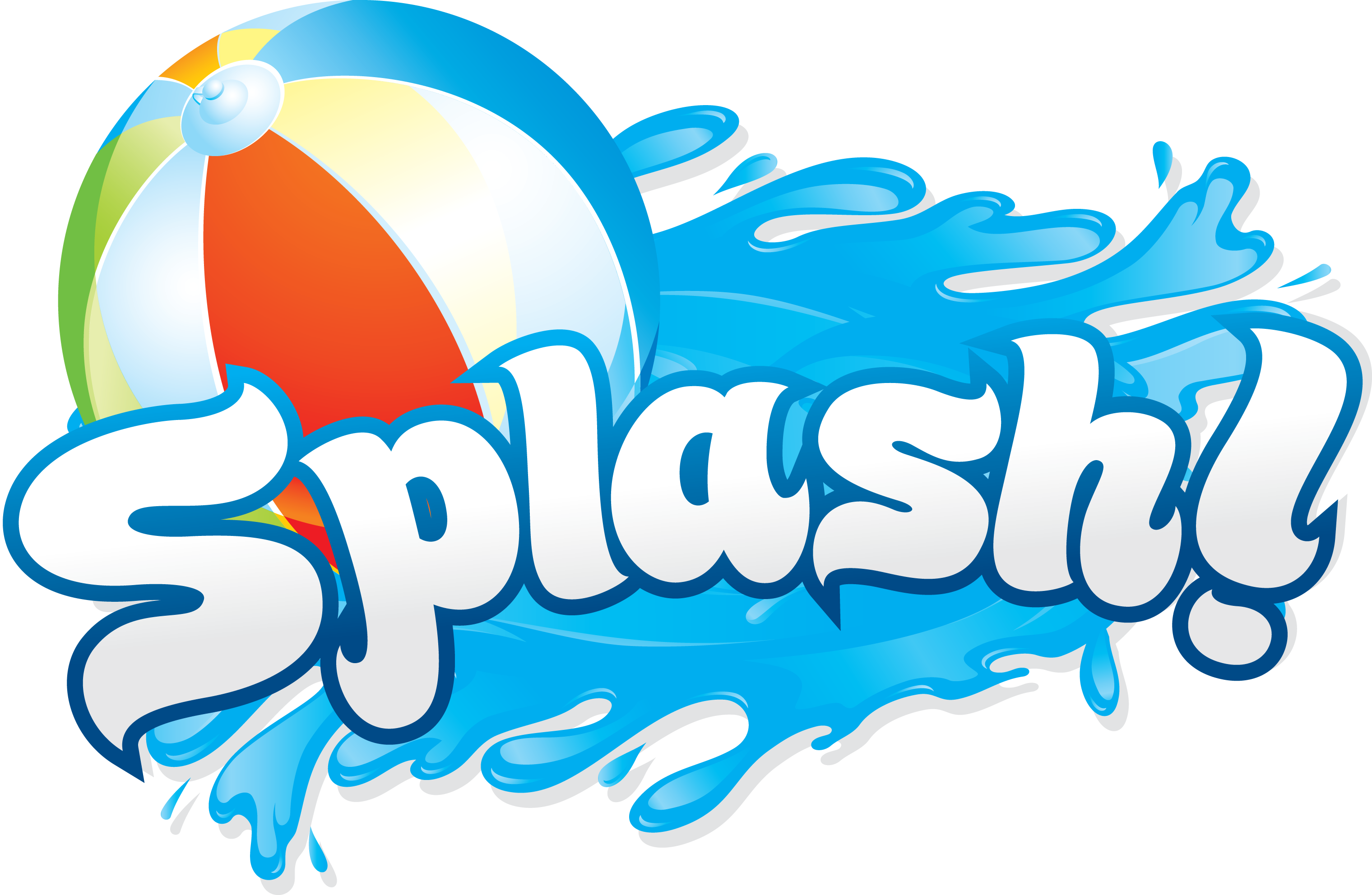 Fun clipart water fun  Art Clip Splash Download