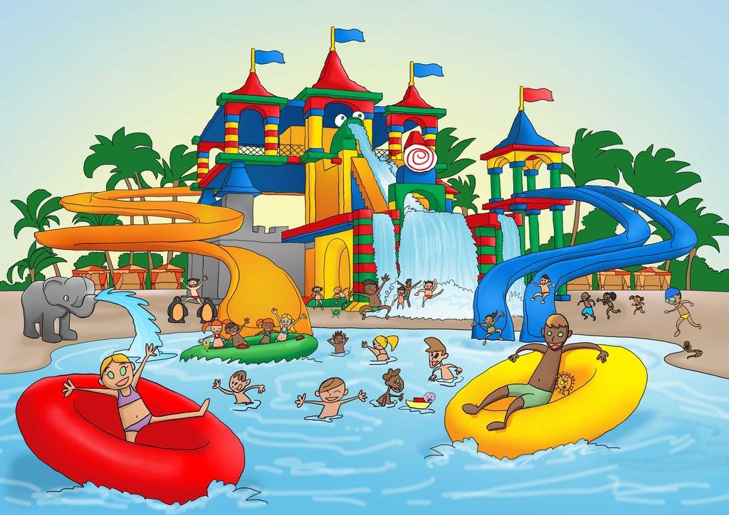 Splash clipart kid water park Clip Cliparts Download Free