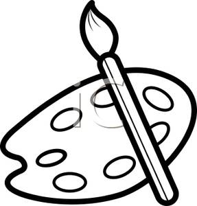 Splatter clipart art supply Images Supplies and Pictures Art
