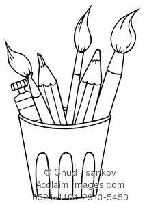 Splatter clipart art supply A WhiteSchool LOVE it! SuppliesArt