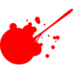 Splatter clipart artist painting #18 Download clipart Download drawings