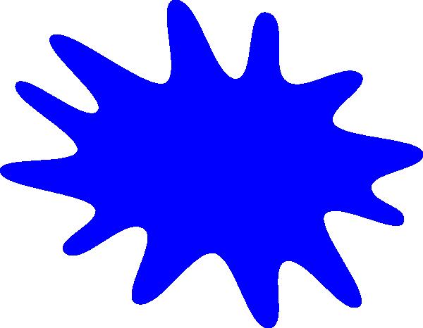 Splash clipart grey water Blue 12  PNG: vector