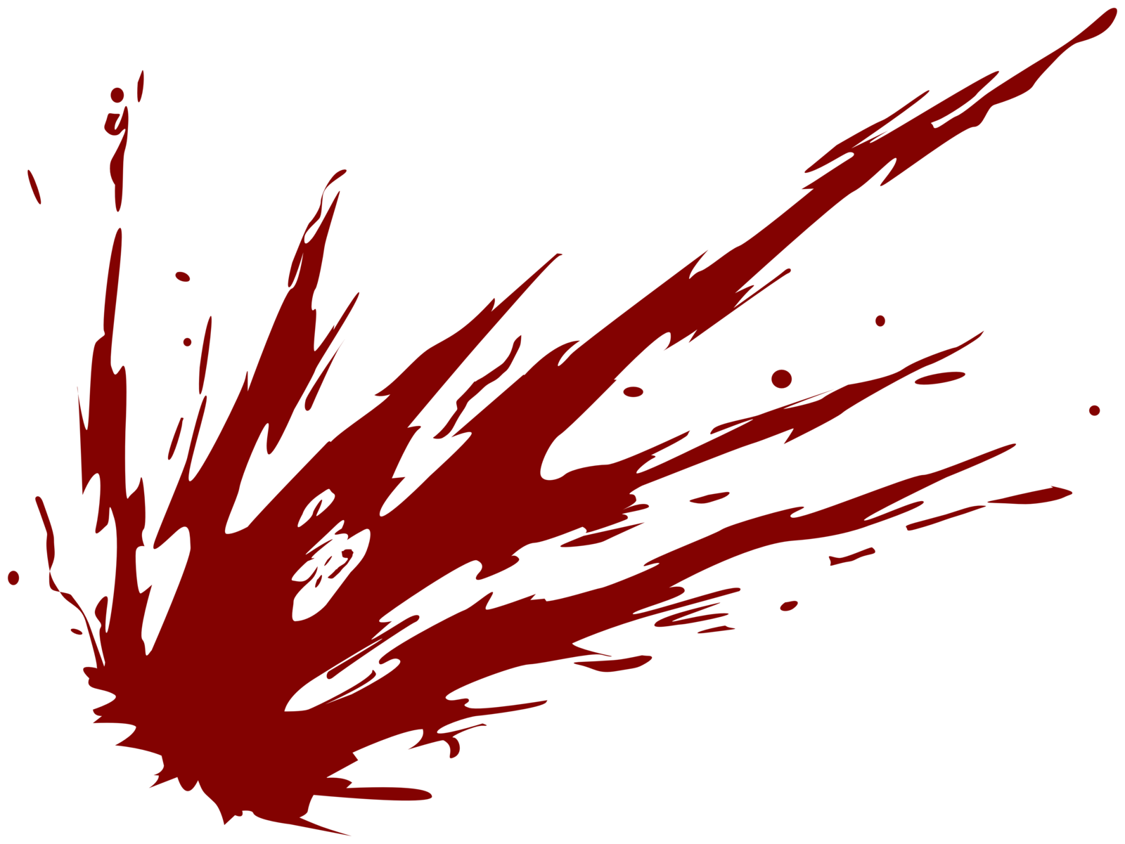 Splatter clipart burst ClipArt Picture Png Blood Free