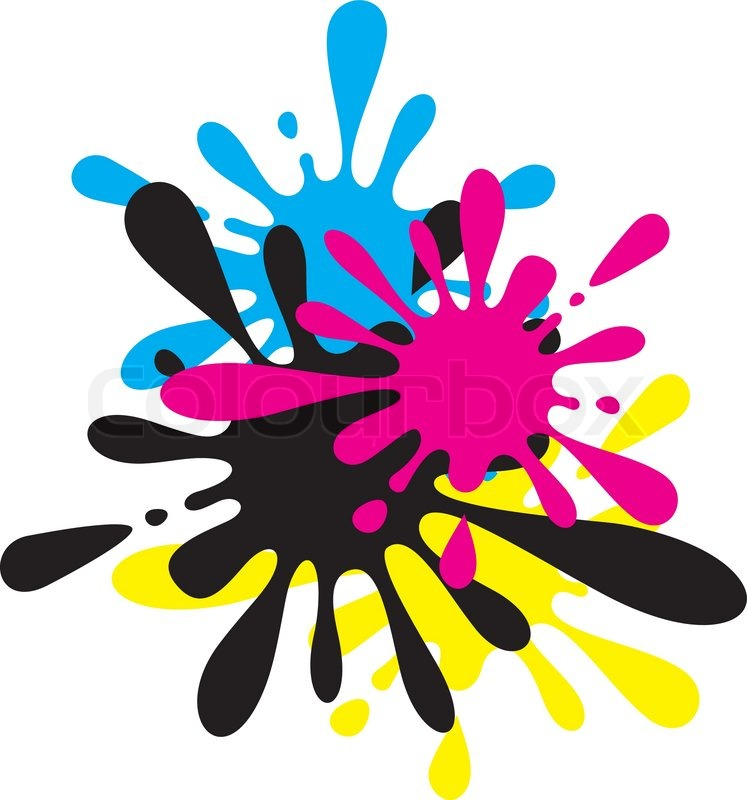 Splatter clipart colour splash Clipart Clip Splash on Download