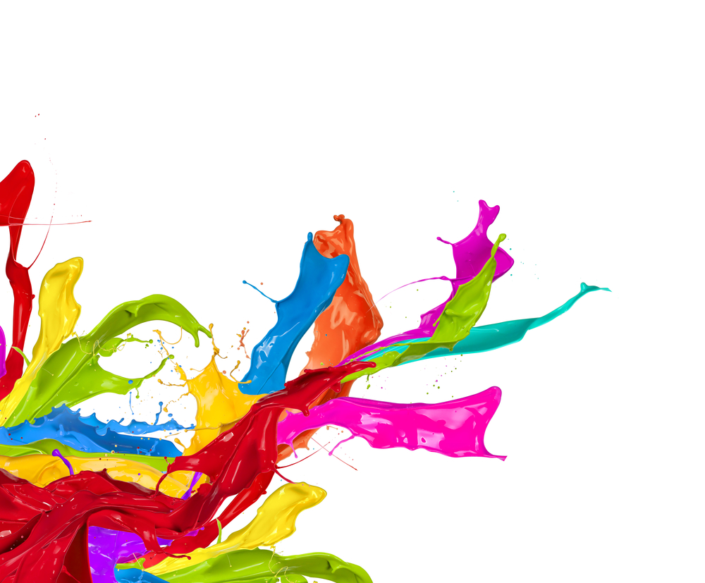 Splatter clipart colour splash Png Colors Splash Paint Splash