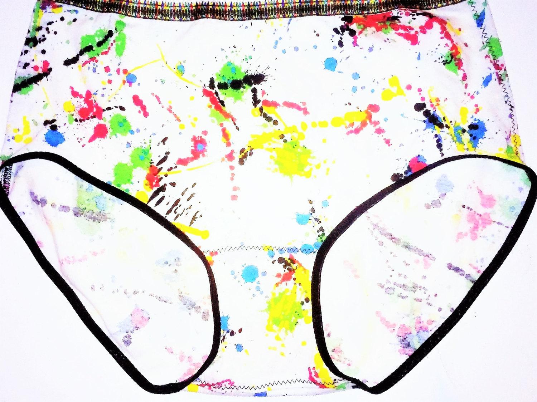 Splatter clipart crayon Artsy Print Style style Full