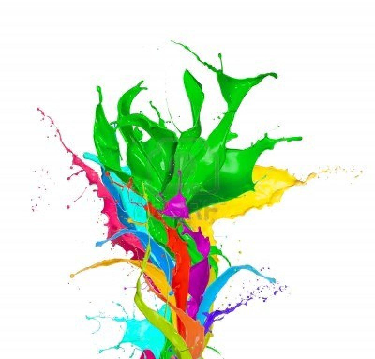 Splash clipart grey water Download Cliparts Splat Splat Rainbow