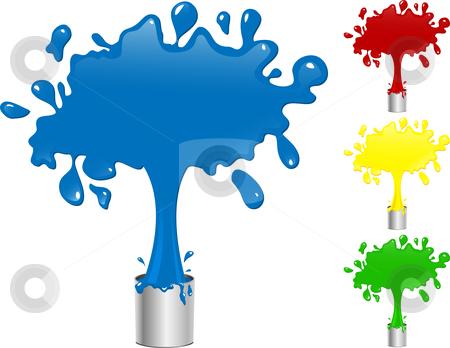 Splatter clipart paint bucket Art Splatter Bing Art Aqua