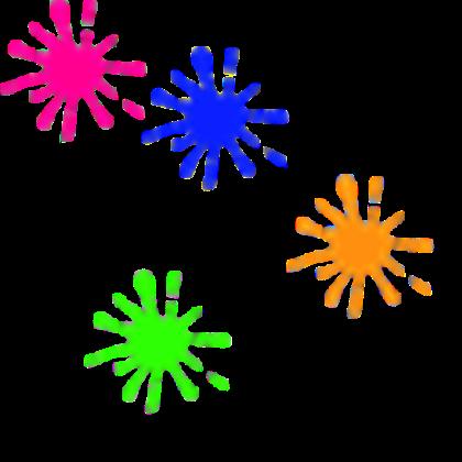 Splatter clipart paintball Paintball splatter ROBLOX paintball splatter