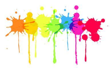 Splatter clipart painting material Images paintsplash paint on paintsplatter