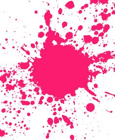 Splatter clipart painting tool Wallpaper Paint Layouts TOOL☑CRAFT☒CLiPART☒SEW☒PAiNT☒DRAW Pink