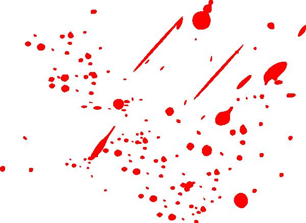 Splatter clipart red Clip Download Clker Paint art