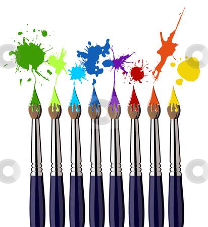 Splatter clipart splatter effect Paint splash Different vector splatter