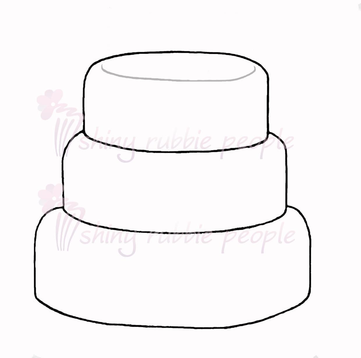 Wedding Cake clipart layer cake & Tips Shiny People Tricks