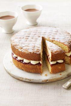 Sponge Cake clipart kitchen sponge Victoria Berry's Here's sponge British