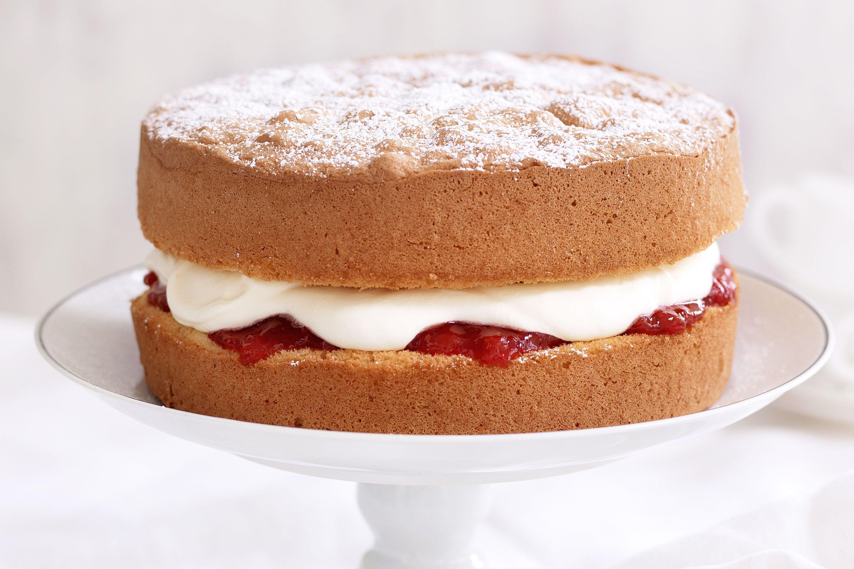 Sponge Cake clipart kitchen sponge With cake  cream and