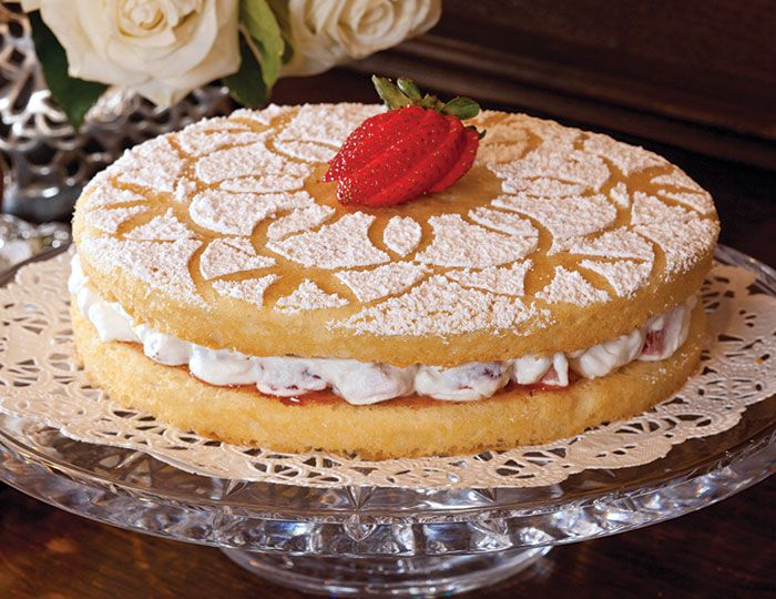 Sponge Cake clipart party food On Victoria a sponge Pinterest