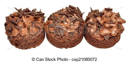 Sponge Cake clipart small cake Small Individual Sponge Individual Chocolate
