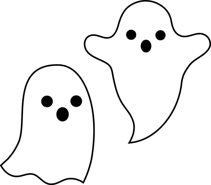 Spooky clipart boo Never