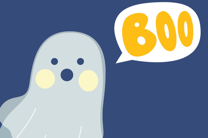 Spooky clipart mortality Stories thousands humans Science years