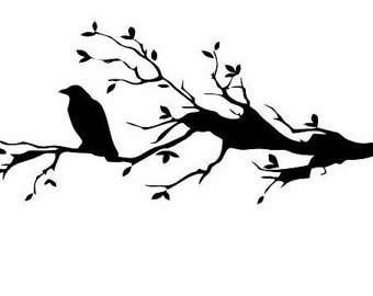 Spooky clipart branch And Etsy Branch tree tree