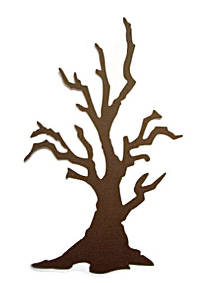 Spooky clipart branch On branch A items Branch