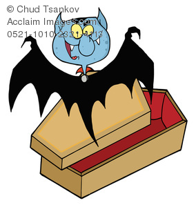 Coffin clipart spooky A Spooky Coming Coming Coffin