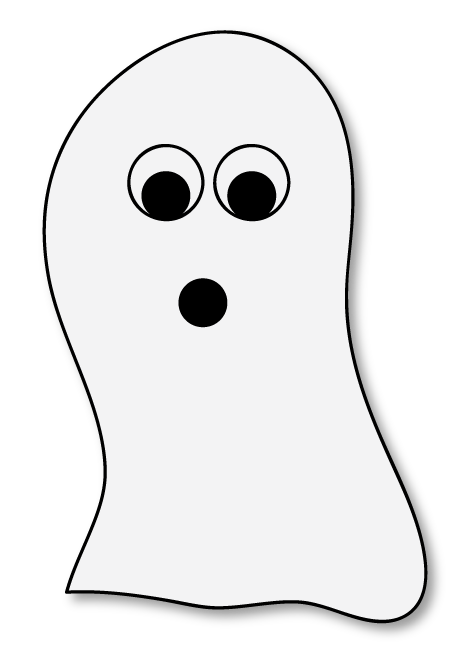 Ghostly clipart transparent Ghost Art You! Ghost clip