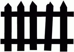 Spooky clipart fence  Castle Online Halloween love