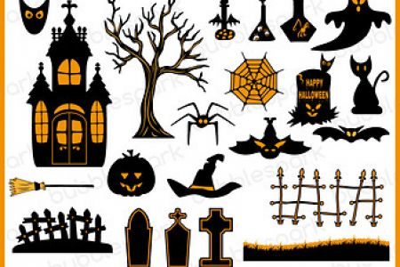 Spooky clipart fence Suggestions Spooky  Fence and