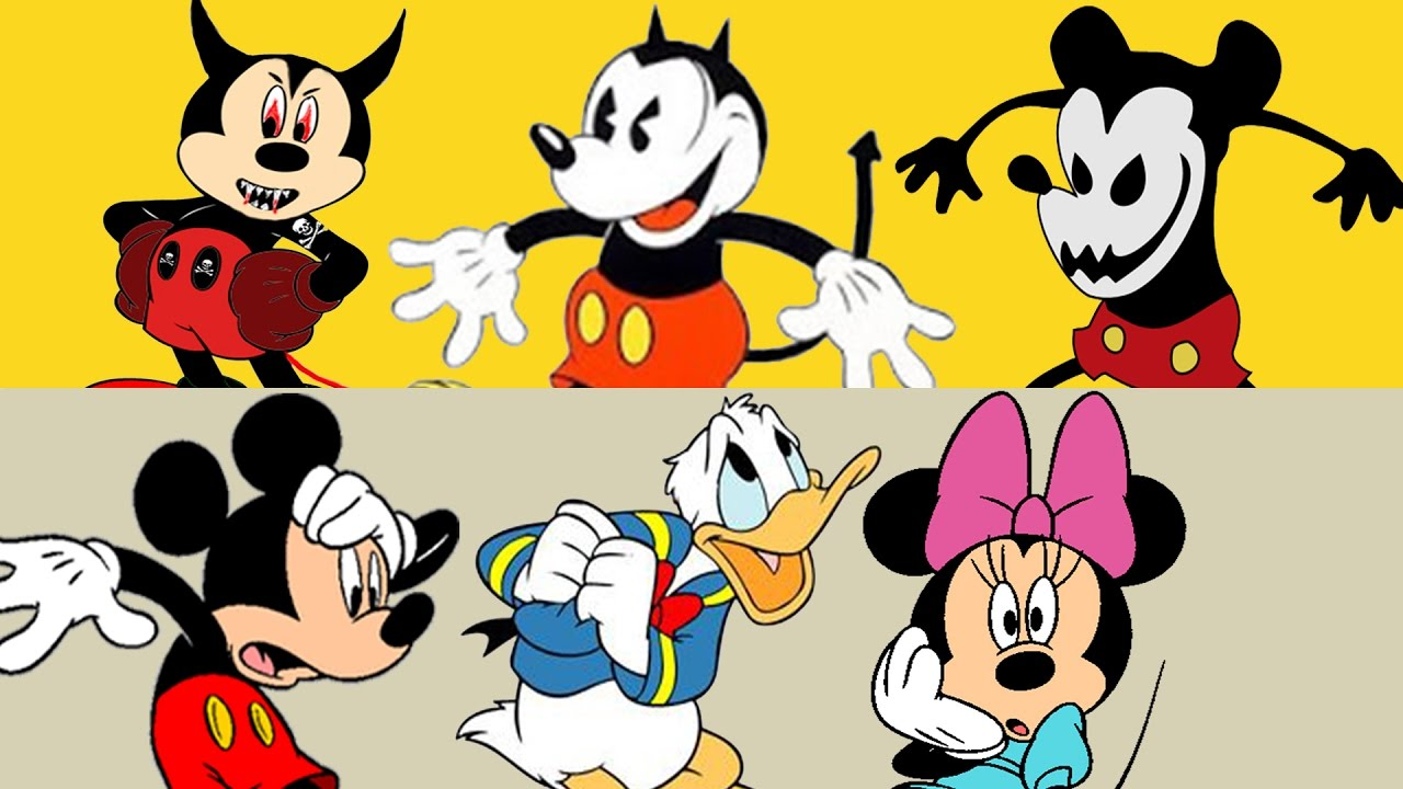 Spooky clipart finger Mickey Bad Mouse Mause Finger