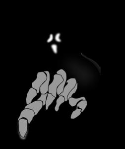 Ghostly clipart creepy Clipart Ghost  Creepy